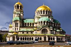 St Alexander Nevsky Cathedral-Sofia (Explore 06/18/2014) (doveoggi) Tags: europe sofia bulgaria balkans easterneurope neobyzantine 4584 bulgarianorthodox