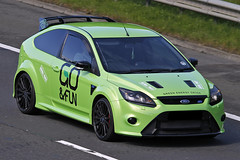Ford Focus RS (SparkyMark's Aircraft ) Tags: 2 miami ibiza m8 3000 gumball livingston
