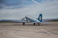 PH-PBA Douglas DC-3 Dakota KLM_MG_5300 (Jonathan Irwin Photography) Tags: klm douglas dc3 dakota durhamteesvalleyairport phpba