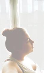 sunkissed (Lady_Heron) Tags: life morning light portrait people sun selfportrait me self myself profile morningglory sunkissed morningsun selftimer selfie