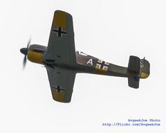 Steve Hinton Reaching for the Skies in the Fw 190! (AvgeekJoe) Tags: plane airplane aviation warbirds warbird fw190 butcherbird fhc fockewulf flyingheritagecollection fockewulf190 fockewulffw190 fw190a5 fockewulffw190a5 fockewulf190a5u3 fockewulf190a5