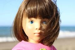 Anke by Sylvia Natterer (dambuster01) Tags: beach set doll vinyl limitededition gotz sylvianatterer 195inches