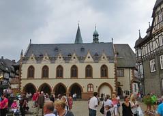 Goslar: Rathaus (zug55) Tags: germany deutschland cityhall unescoworldheritagesite unesco worldheritagesite rathaus marktplatz worldheritage marketsquare weltkulturerbe goslar niedersachsen lowersaxony welterbe