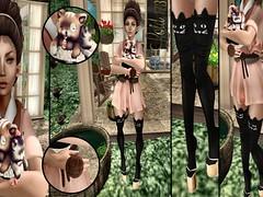 LOTD 173 (Taiinted Beauty) Tags: truth blah candydoll birdy lethal thearcade chapter4 pixicat mangafair omgacha