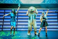 """Angy y el equipo """"The Kids Band"""" triunfan en su estreno en Murcia"""