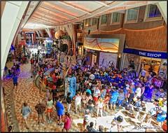Oasis of the Seas (Taking pics, and eventually posting them!!!) Tags: camera cruise promenade 1022mm topaz tonemapped t4i singleimage oasisoftheseas paintshopprox6 pspx6