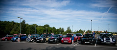 1DX_0614 (felt_tip_felon) Tags: uk england cars car drive ride mini cooper modified motor steeringwheel maidstone clubman pimped johncooper motoring snm carclub jcw miniadventure r53 showshine r56 r55 paddyhopkirk internationalminimeet surreynewmini imm2014