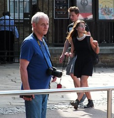 London Tourists (Waterford_Man) Tags: summer people london candid tourists