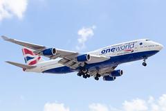 G-CIVL BA Boeing 747-400 at Heathrow (Simon.Davison.Photography) Tags: london plane canon airport heathrow aircraft flight passenger ba boeing britishairways 70200 boeing747 747 heathrowairport 747400 6d boeing747400 canon70200 canon6d gcivl