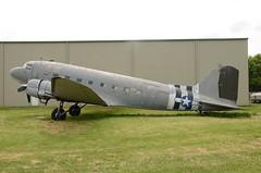 DSC_3841 (Proplinerman) Tags: aircraft dc3 dakota c47 geneseo propliner usaac n54602