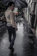 Llueve sobre Montmartre (pinhead1769) Tags: paris france lluvia pluie montmartre francia barrio hdr quartier distrito