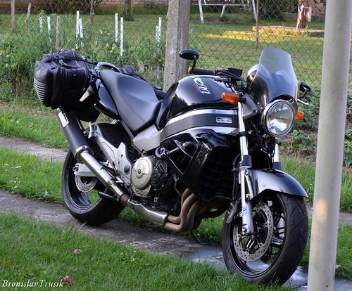My little baby... Honda X-11