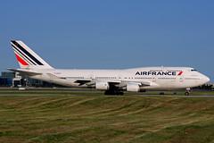 F-GITF (Steelhead 2010) Tags: boeing airfrance yyz b747 freg b747400 fgitf