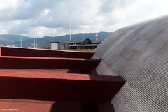 5ta Fachada // Centro Simón Bolívar. Caracas (Julio César Mesa) Tags: plaza 1948 texture architecture modern facade arquitectura américa torre venezuela 1954 caracas 50s latino 2014 alcaldia arquitecto cipriano elsilencio domínguez canons100 municipiolibertador distritometropolitanodecaracas juliocesarmesa