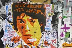 DAVID KARSENTY à Berlin (davidkarsenty2) Tags: street streetart david berlin collage graffiti culture pop popart cult popculture streetculture karsenty streetpop urbanhearts streetartwithoutborders theartfabric