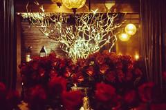 Beautiful Salinas (Bo Deng) Tags: leica nyc flowers red roses newyork chelsea manhattan sony restaurantdecor leica50mmf14summilux sonyalpha7r