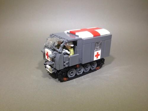 Steyr RSO Ambulance