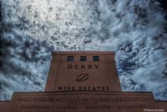 Derby Wine Estates (Joe Hengel) Tags: california clouds almonds centralcoast pasorobles wineregion derbywineestates
