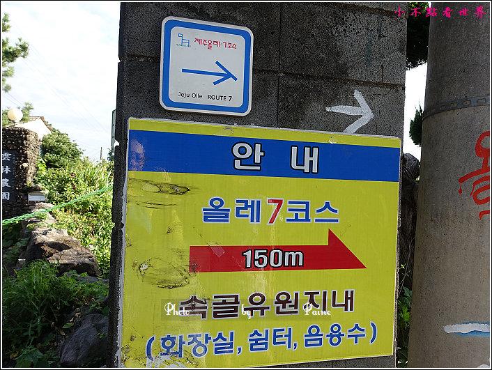 濟州島 偶來7小路 - 獨立岩 (1).JPG