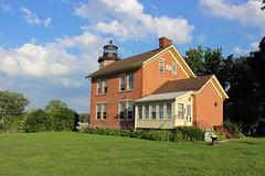 New York State's Charlotte-Genesee Light (California Will) Tags: light lighthouse newyork ontario faro greatlakes phare charlottegenesee
