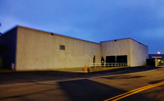Back of former Hills (Nicholas Eckhart) Tags: ohio usa retail america mall dead us discount closed steve hills departmentstore vacant barry oh ames former stores piqua 2014 shuttered miamivalleycentre