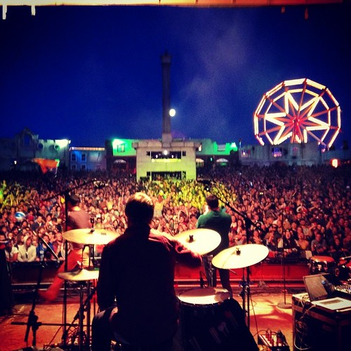 Another shot from boomtown fair! Great vibe. #tcedoeuro #andietheroadie