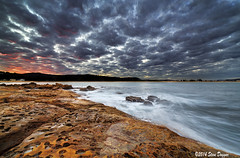 0S1A1482enthuse (Steve Daggar) Tags: sunset seascape landscape umina seascap