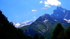 Mt Besso (3667m) (Mariette Ramondt) Tags: summer snow alps suisse swiss zermatt matterhorn wallis valais grimentz cervin zinal besso hauteroute anniviers