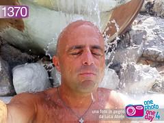 Foto in Pegno n° 1370 (Luca Abete ONEphotoONEday) Tags: nature water relax sunday piscina agosto fools acqua 31 terme cascata 2014 refresh 1370 termale contursi