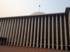 Masjid Istiqlal Jakarta, Indonesia (aljawwy) Tags: indonesia muslim jakarta masjid istiqlal umat tempat ibadah