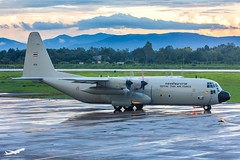 RTAF C-130 60111 @ VTCT/CEI (topboeing777) Tags: airforce lockheed hercules c130 chiangrai cei maefahluang vtct royalthaiairforce rtaf 60111 thaiairforce
