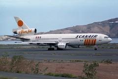 SE-DHS Douglas DC-10-10 Sunair Scandanavia (michael_hibbins) Tags: