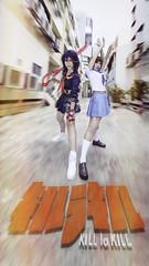 Kill La Kill (Hexafox_JHP) Tags: photography la kill cosplay mako matoi jhp ryuko