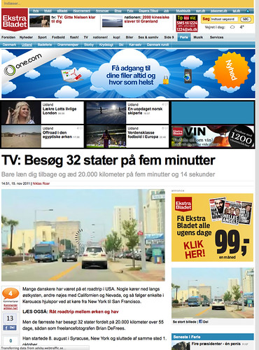 """Ekstra_Bladet_Road_Trip_Travel_Timelapse_Drivelapse_DeFrees_Productions • <a style=""""font-size:0.8em;"""" href=""""http://www.flickr.com/photos/20810644@N05/15004330956/"""" target=""""_blank"""">View on Flickr</a>"""