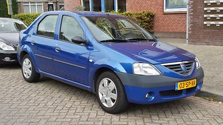 Dacia Logan 1.4 MPI Lauréate