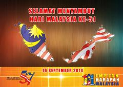 "hari malaysia ke 51 • <a style=""font-size:0.8em;"" href=""https://www.flickr.com/photos/95569535@N05/15058587889/"" target=""_blank"">View on Flickr</a>"