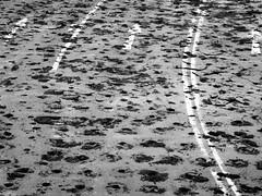 Cracked Road (Mark Obusan) Tags: road moon highway cluster crater british rough smashed submunition asphalt bomb cracked rockyroad unpaved pockmark bomblet jp233 m138 antirunway