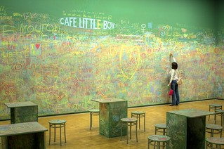 Café Little Boy