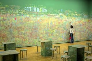 Café Little Boy