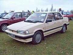 528 Rover 216SE (SD3) (1987) (robertknight16) Tags: honda rover british 1970s bmc bl