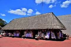 Ropa artesanal (Ral A. Mezquita Photography) Tags: mexico artesanal viajes vacaciones zona ropa mayas uxmal arqueologica uploaded:by=flickrmobile flickriosapp:filter=nofilter