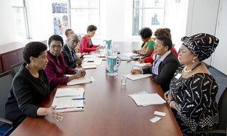 UN Women Executive Director Meets Minister of Gender, Children, Disabilities and Social Welfare of Malawi