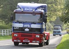 Cumbria Road Run 071 (Frank Hilton.) Tags: classic truck vintage frank photos hilton vehicles lorry commercial trucks commercials cumbriaroadrun