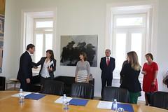 Reunião com o Primeiro-Ministro