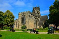 St Mary's, Stafford (Ugborough Exile) Tags: uk england nikon staffordshire midlands stafford 2014 d7000