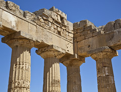 Selinunte Ruins (matthewmarschner) Tags: italy ruins southern sicily selinunte greektemple 2014