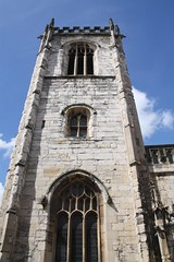 St Michael le Grand (richardr) Tags: york old uk greatbritain england building tower english heritage history church architecture europe european unitedkingdom britain yorkshire historic british europeanunion northyorkshire northriding stmichaellegrand