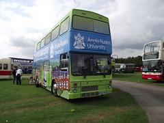 D926NDA (Commbus-Anglia Ruskin University) 21-09-2014 Duxford Showbus.3 (routemaster2217) Tags: transport duxford imperialwarmuseum iwm showbus2014