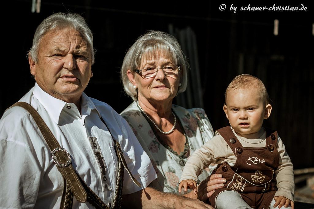 Opa Fickt Junge Enkelin
