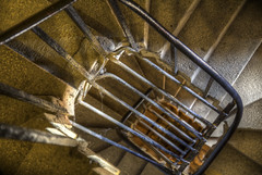 Bodmin Jail Stairway (Rachael Webster UK) Tags: holiday colour june canon high cornwall break dynamic jail range hdr gaol subtle bodmin 2015 650d bodmingaol bodminjail subtlehdr canon650d june2015
